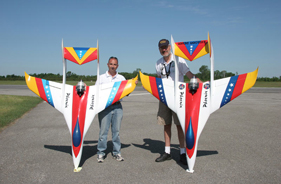 Kit PHOENIX TEAM PETER AYACHE - RC Jet model - Aviation Design